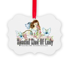 special lady Ornament