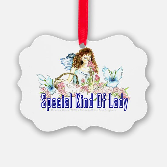 Special Kind of Lady Ornament