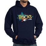 My Family Recipe Rocks Hoodie (dark)