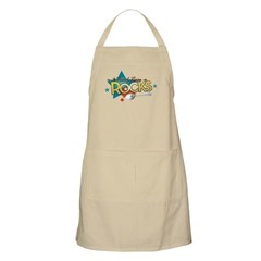 My Family Recipe Rocks Apron