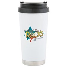 My Family Recipe Rocks Travel Mug