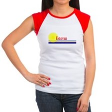 Estevan Women's Cap Sleeve T-Shirt