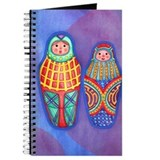 Matryoshka Journals & Spiral Notebooks