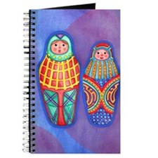 Matryoshka Dolls Journal