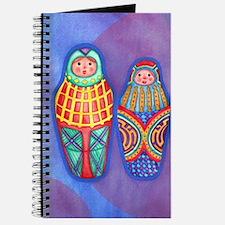 Matryoshka Dolls Journal