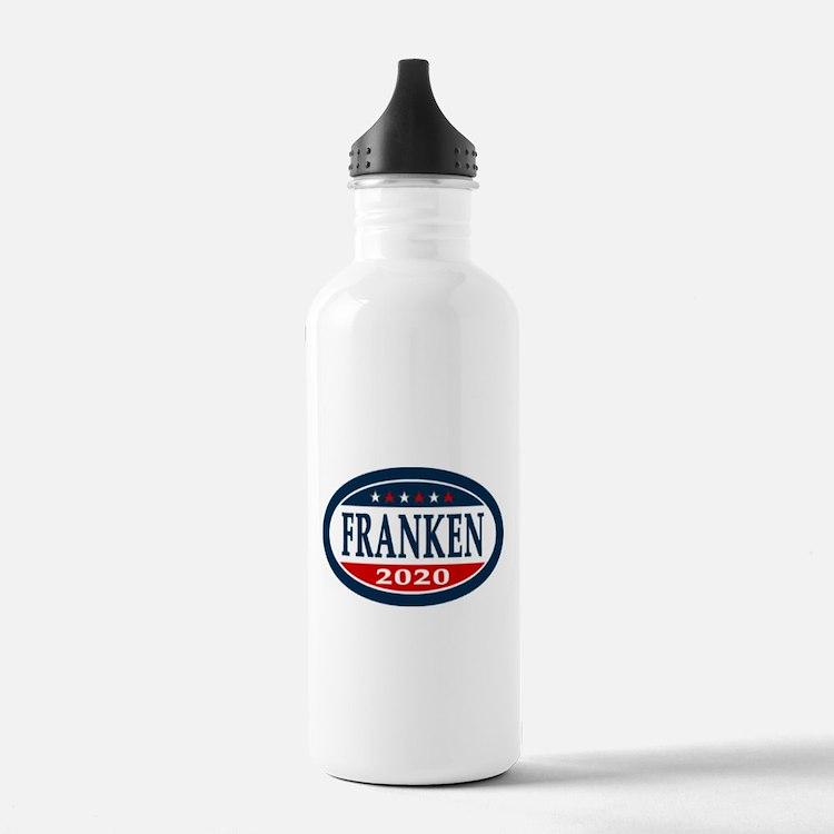 Al Franken President 2 Water Bottle