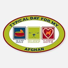 Afghan Decal
