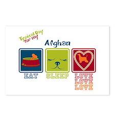 Afghan Postcards (Package of 8)