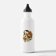 Derby Doll Water Bottle