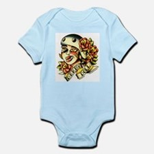 Derby Doll Infant Bodysuit