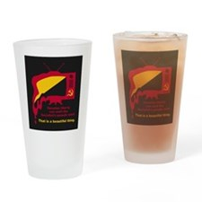 Genuine Liberty Drinking Glass