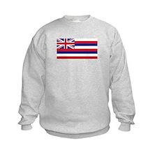 Hawaiian Flag Sweatshirt