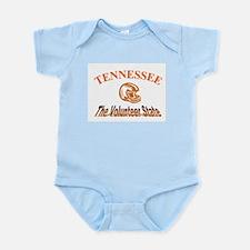 Tennessee Volunteer State Infant Creeper