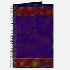 Book of Shadows Journal with title