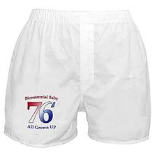 Bicentennial Baby - All Grown Boxer Shorts