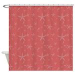 Star Fish Shower Curtain