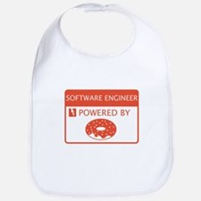 Software Engineer Powered by Doughnuts Bib