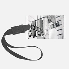 NY Broadway Times Square - Luggage Tag