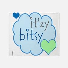 OYOOS Itzy Bitsy Cloud Heart design Stadium Blank