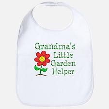 Grandmas Little Garden Helper Bib