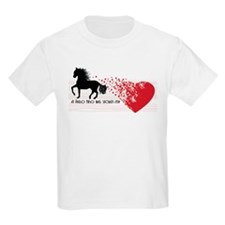 A Paso Fino Has Stolen My Heart T-Shirt