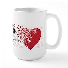 A Paso Fino Has Stolen My Heart Mug