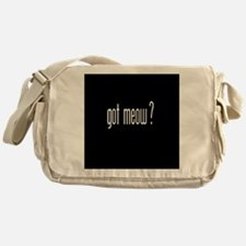 Got Meow? Messenger Bag