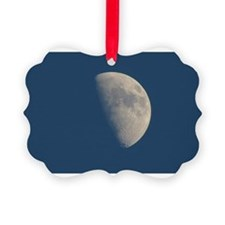 Half Moon Ornament