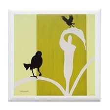 Marked By Intricacy Tile Coaster