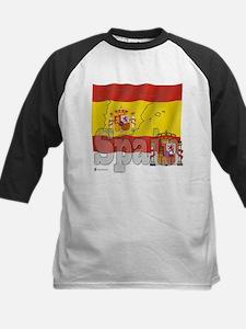 Silky Flag of Spain Tee