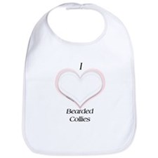 Bearded Heart Bib