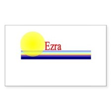 Ezra Rectangle Decal