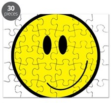 Smiley Face Joy Puzzle
