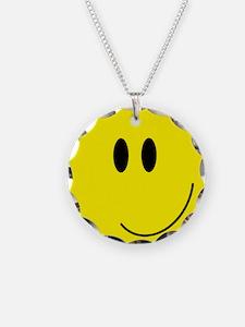 Smiley Face Joy Necklace