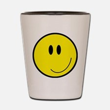 Smiley Face Joy Shot Glass