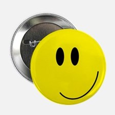 "Smiley Face Joy 2.25"" Button"