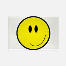 Smiley Face Joy Rectangle Magnet
