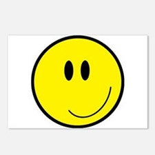 Smiley Face Joy Postcards (Package of 8)