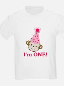 Im ONE Monkey Girl T-Shirt