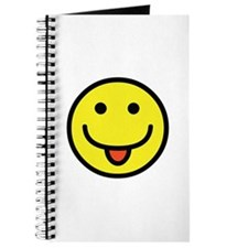 Smiley Face Journal