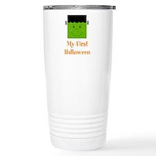 My First Halloween Travel Mug