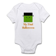 My First Halloween Infant Bodysuit