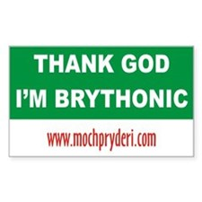 Brythonic Decal
