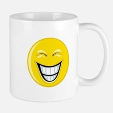 Smiley Face Grin Mug
