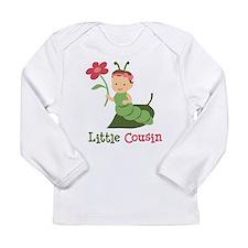 Little Cousin - Caterpillar Long Sleeve Infant T-S