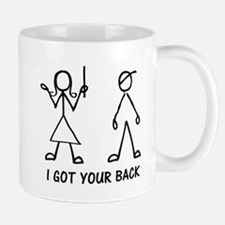 I Got Your Back Mug