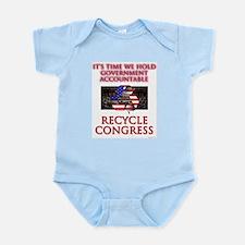 Recycle Congress Infant Bodysuit