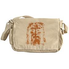 Jesus, Shroud of Turin Messenger Bag