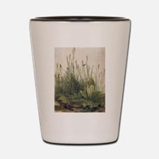 Albrecht Durer Great Piece Of Turf Shot Glass