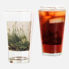 Albrecht Durer Great Piece Of Turf Drinking Glass